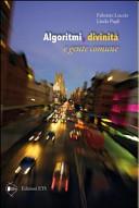 Algoritmi, divinità e gente comune