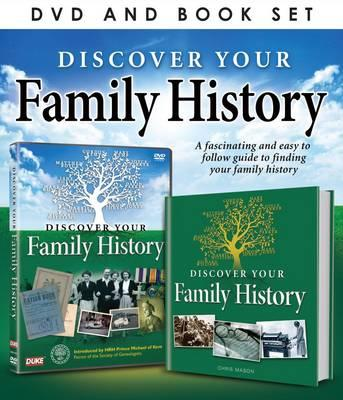 Discover your Family History (DVD/Book Gift Set)