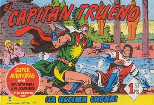 El Capitán Trueno #96
