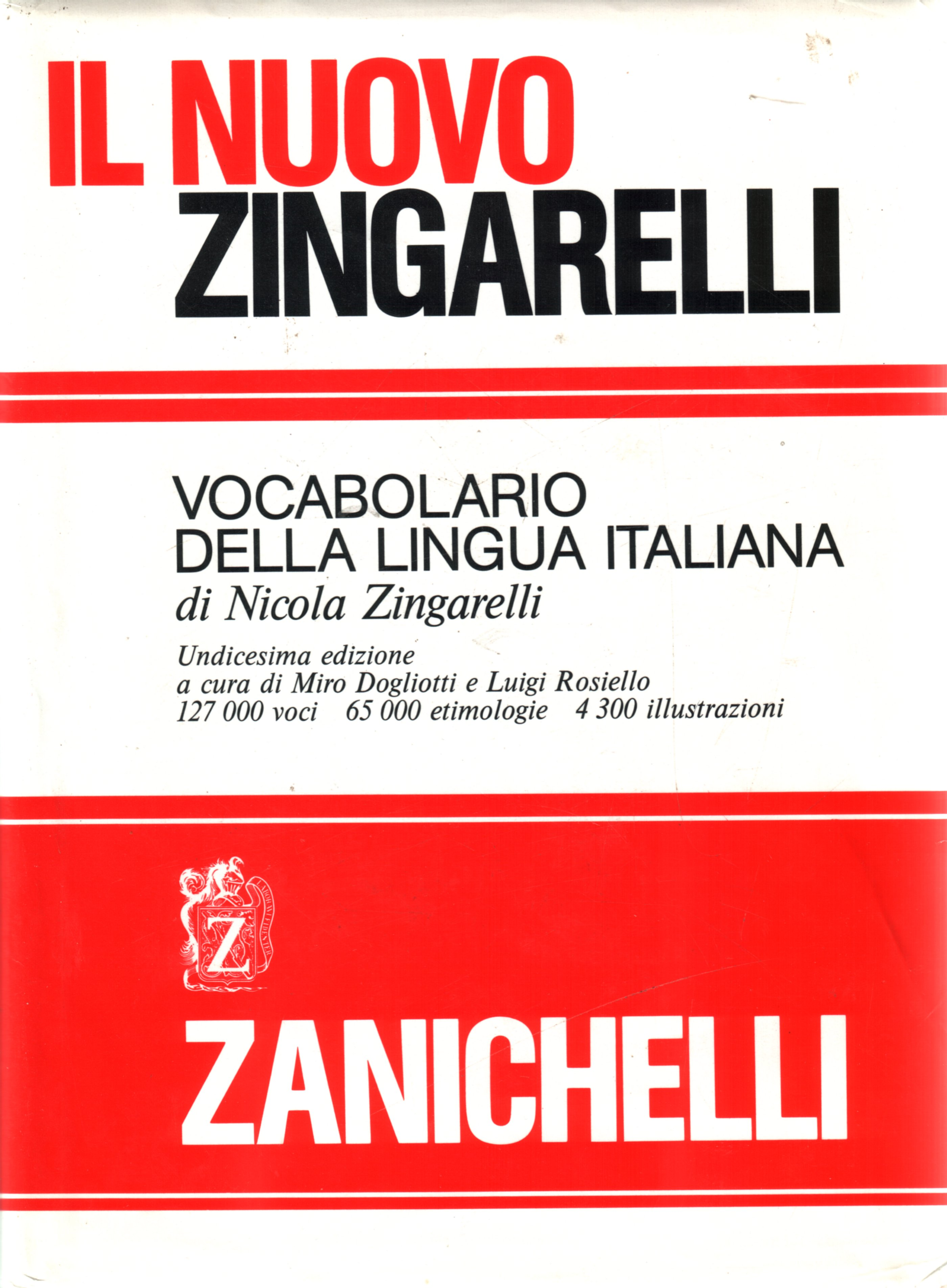 Il nuovo Zingarelli