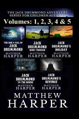 The Jack Drummond Adventure Series