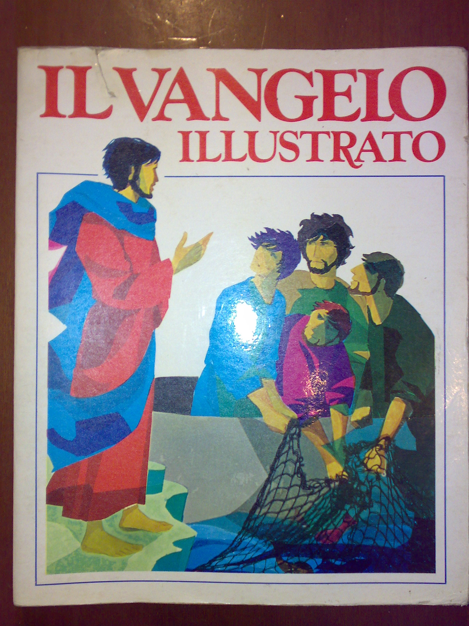 Il Vangelo illustrato