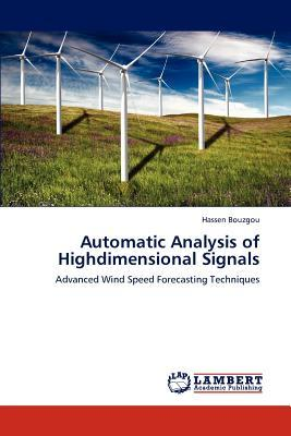 Automatic Analysis of Highdimensional Signals
