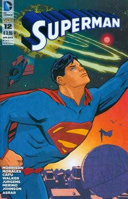 Superman #12 - Variant