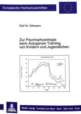Zur Psychophysiologie beim Autogenen Training von Kindern und Jugendlichen