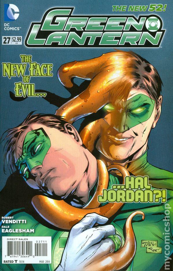 Green Lantern Vol.5 #27