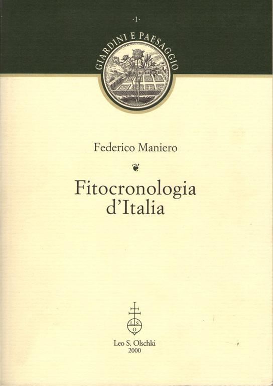 Fitocronologia d'Italia