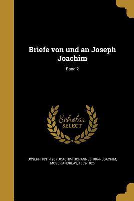 GER-BRIEFE VON UND AN JOSEPH J