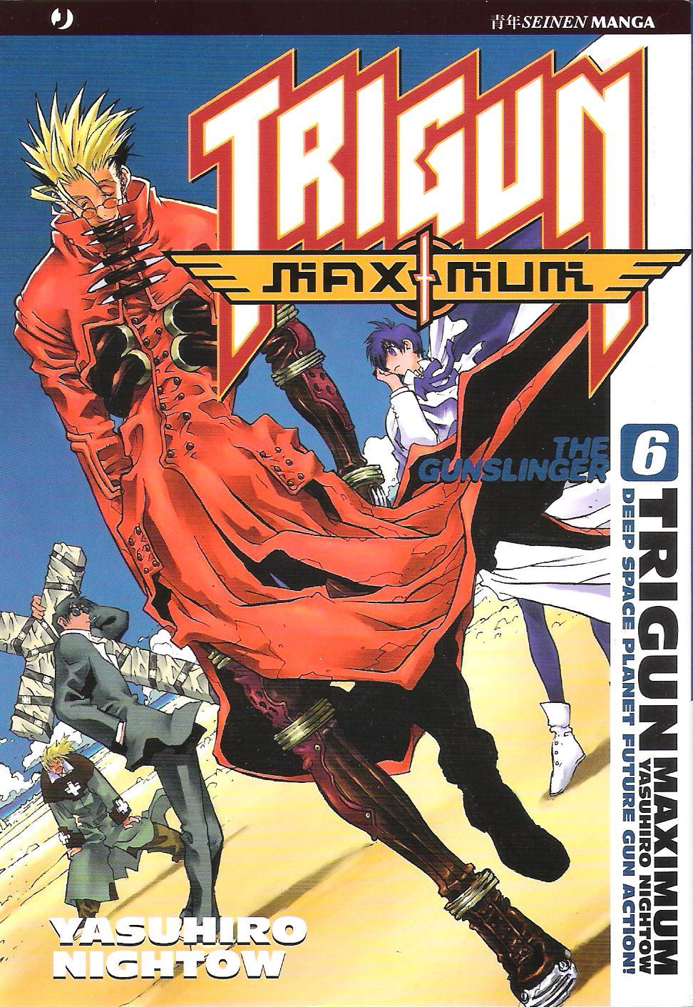 Trigun Maximum vol. 6