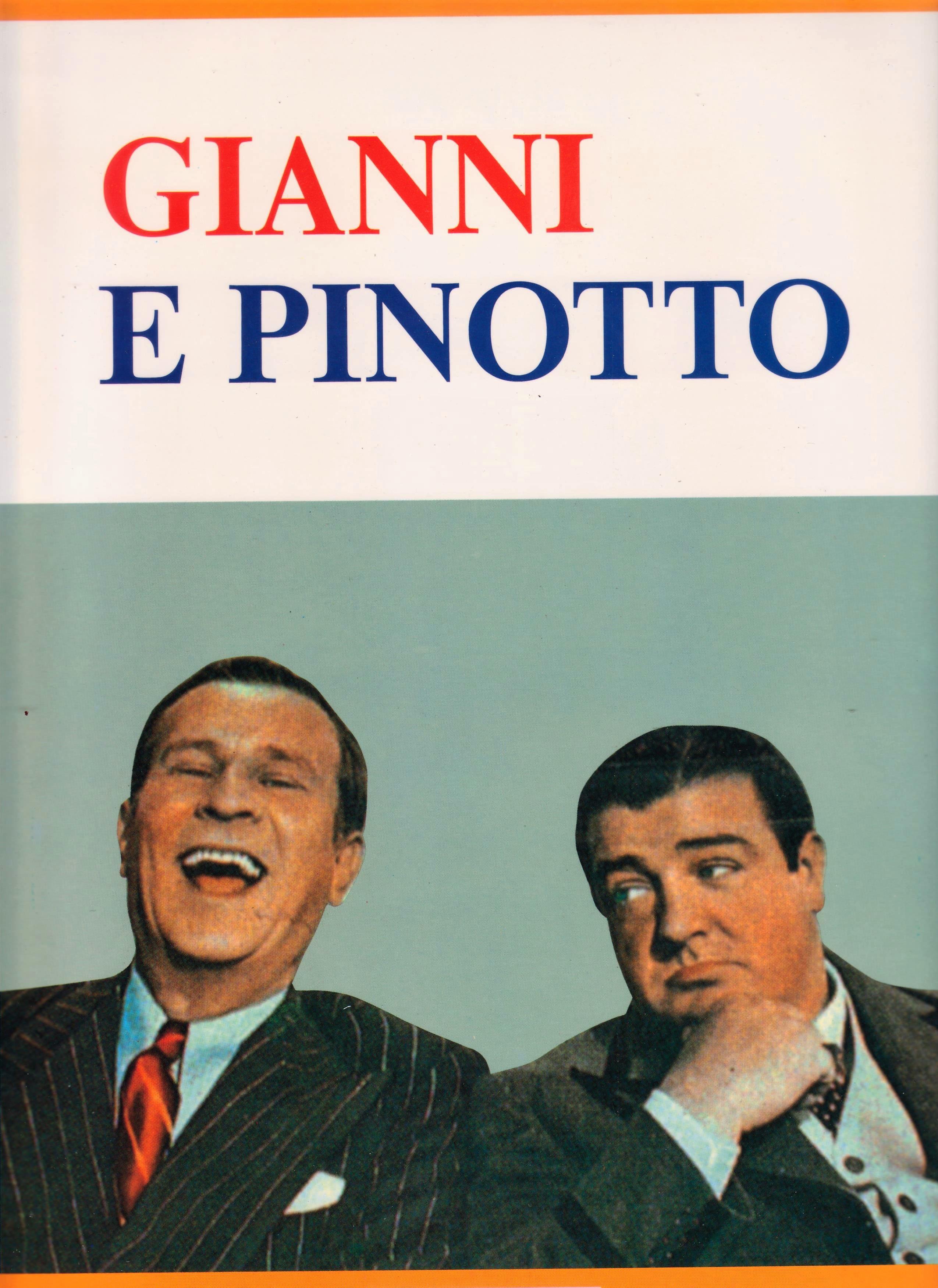 Il pazzo mondo di Gianni e Pinotto
