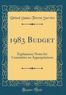 1983 Budget