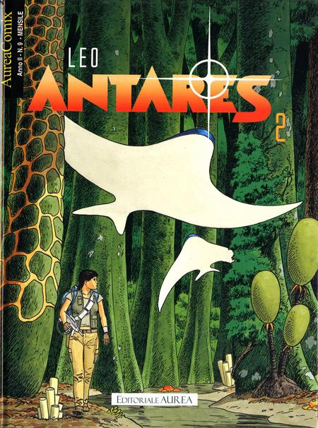 Antares - Episodio 2