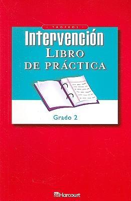 Trofeos Intervention Practice Book Grade 2