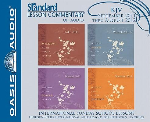 King James Version Standard Lesson Commentary 2011-2012