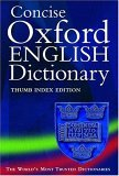 Concise Oxford Engli...