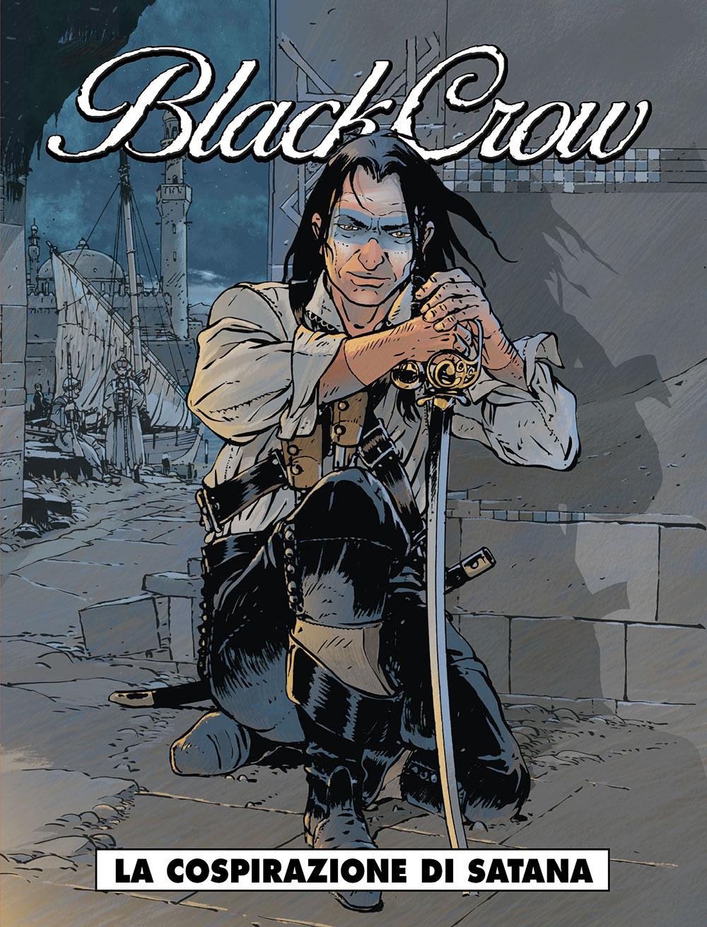 Black Crow vol.2