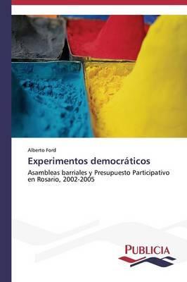 Experimentos democráticos