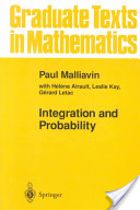 Integration and Probability: v. 157