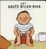 Het grote billen-boek kartonboekje / druk 7
