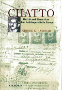 Chatto, the life and times of an Indian anti-imperialist in Europe