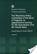 The Monetary Policy Committee of the Bank of England