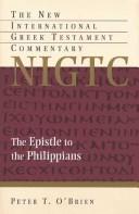 Epistle to the Philippians (NIGTC)