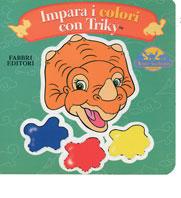 Impara i colori con Triky