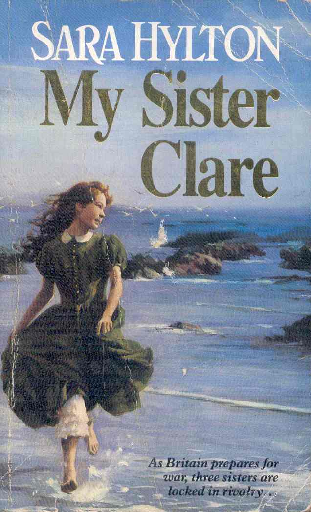 My sister Clare