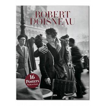 Robert Doisneau Print Set