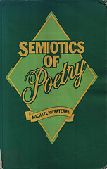 Semiotics of Poetry