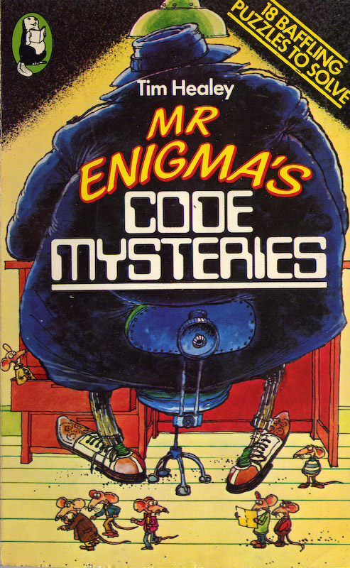 Mr Enigma's Code Mysteries