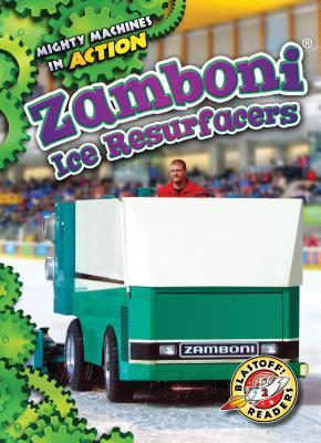 Zamboni Ice Resurfac...