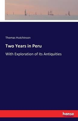 Two Years in Peru
