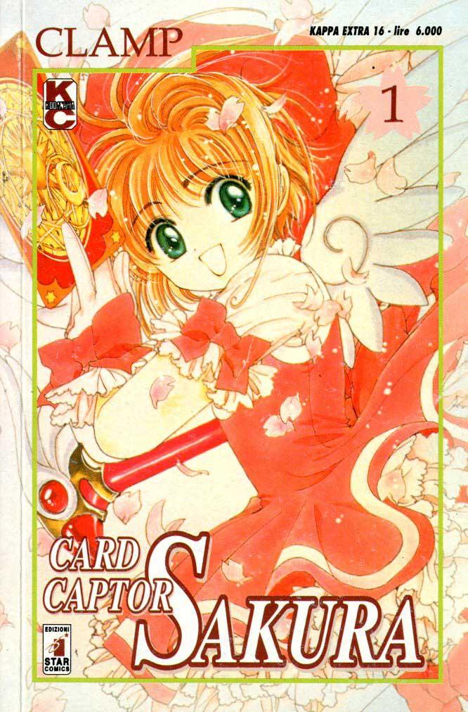 Card Captor Sakura vol. 01