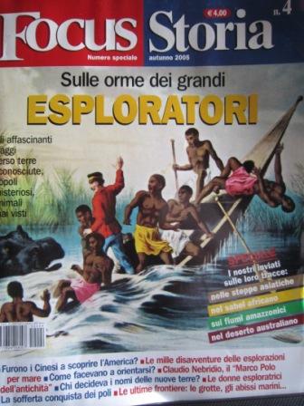 Focus storia n.4 (autunno 2005)
