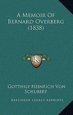 A Memoir of Bernard Overberg (1838)