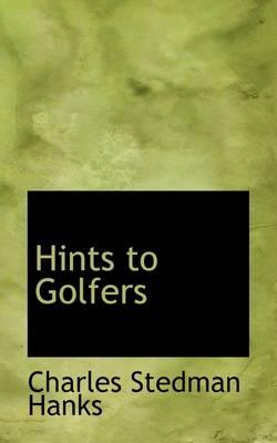 Hints to Golfers