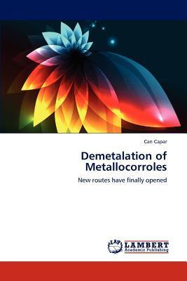 Demetalation of Metallocorroles