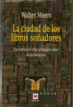 La ciudad de los libros soñadores
