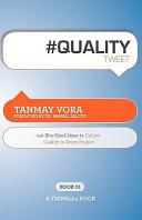 #Qualitytweet