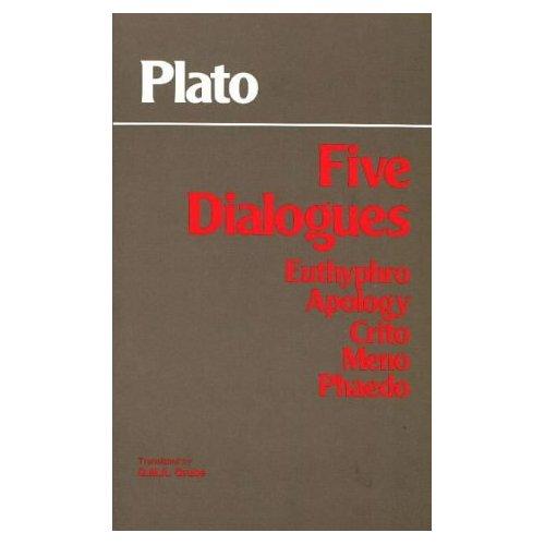 Plato Five Dialogues
