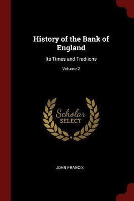 History of the Bank ...