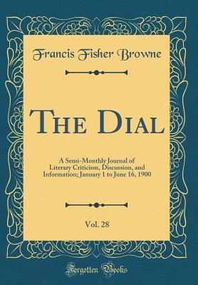 The Dial, Vol. 28