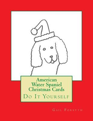American Water Spaniel Christmas Cards