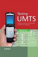 Testing UMTS