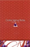 Delta Sigma Theta Violet Journal/Address Book