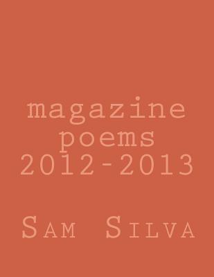 Magazine Poems 2012-2013