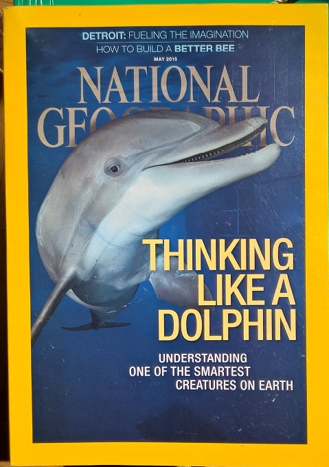 National Geographic, May 2015