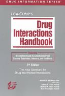 Lexi-Comp's drug interactions handbook