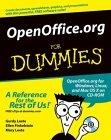 OpenOffice.org for Dummies